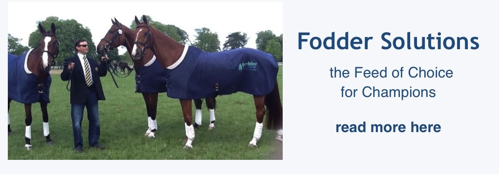 Fodder Solutions - feed for champion horses
