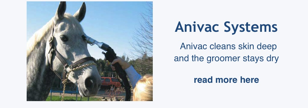 Anivac Systems - Animal Cleaning systems