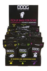 Doog pick up bags