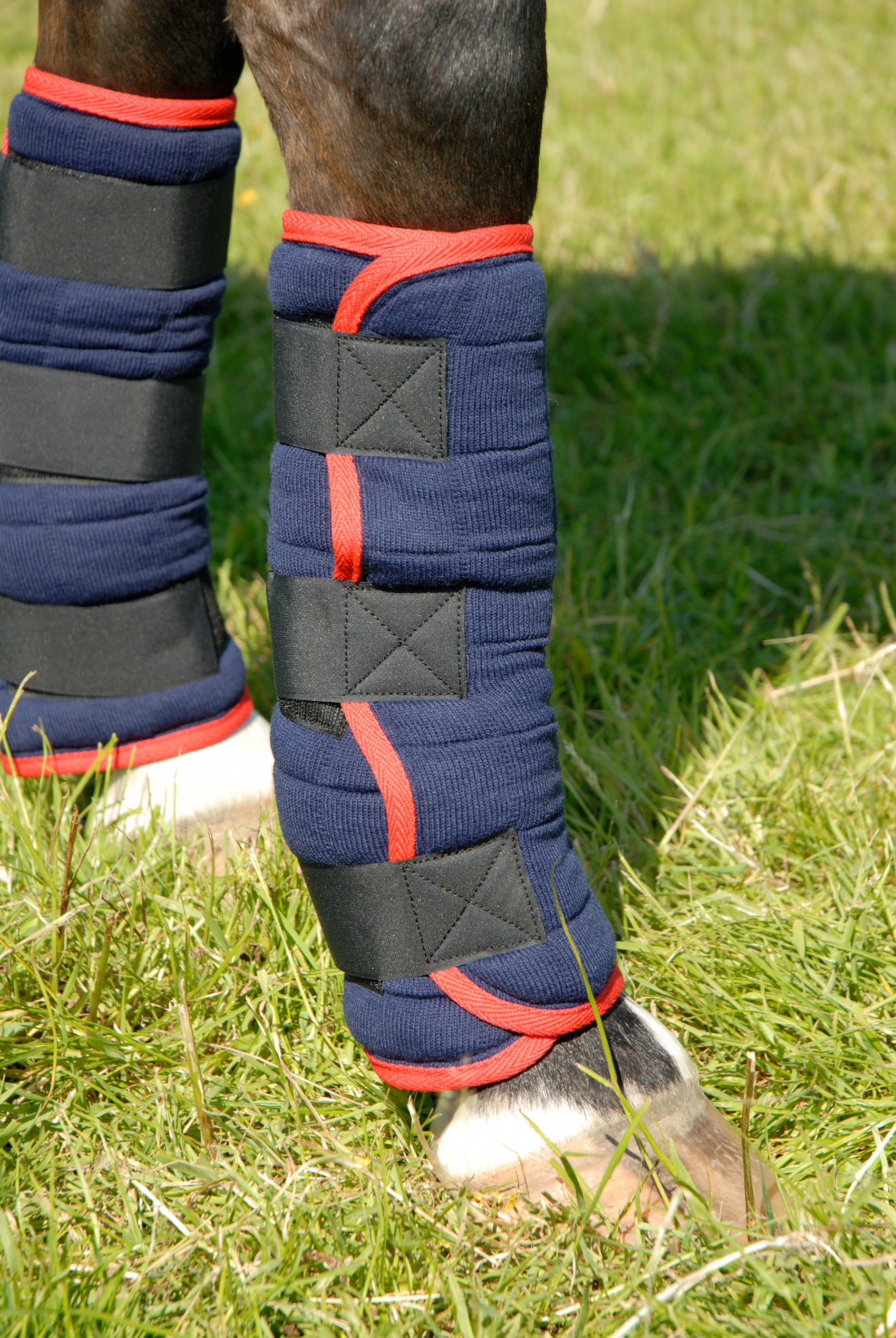 Thermatex Quilted Stable Boots Set Of 4 Lwt Horse