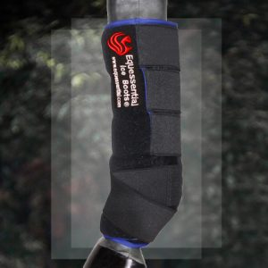 Equessential Ice Boots and Magnet Therapy Boot