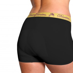 Derriere Equestrian Padded Shorty Female 2