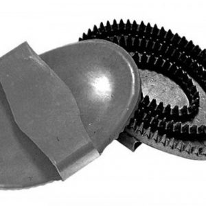 curry comb small and large