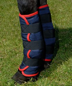 Leg Wraps, Boots, Bandages