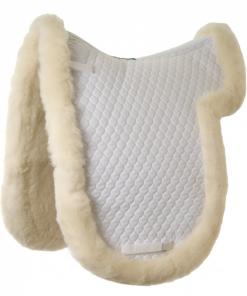 Wool dressage Numnah